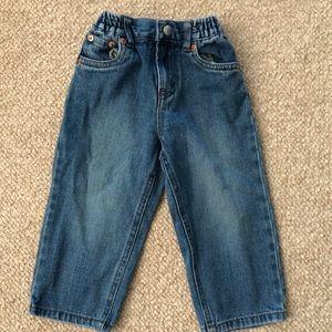 Levi's 24 month boy pants